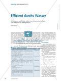 Effizient durchs Wasser Preview 1