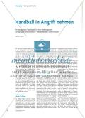 Handball in Angriff nehmen Preview 1