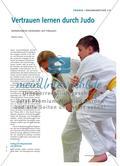 Vertrauen lernen durch Judo Preview 1