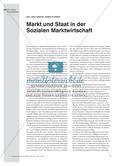 Markt und Staat in der Sozialen Marktwirtschaft Preview 1