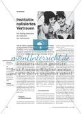 Institutionalisiertes Vertrauen - Die Stiftung Warentest als Institution der Verbraucher Preview 1