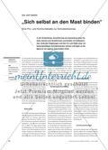 """""""Sich selbst an den Mast binden"""" - Eine Pro- und Kontra-Debatte zur Schuldenbremse Preview 1"""