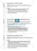 Müllvermeidung: Erarbeitung individueller Strategien und allgemeiner Anreize im Unterricht Preview 3