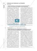 Institutionen der Arbeitsmarkt- und Tarifpolitik - Die Insider-Outsider-Problematik und die Legitimität der Tarifparteien Preview 4
