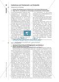 Institutionen der Arbeitsmarkt- und Tarifpolitik - Die Insider-Outsider-Problematik und die Legitimität der Tarifparteien Preview 5