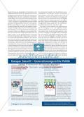 Europäische Integration - Eine neue Idee für die Einigung Europas? Preview 4