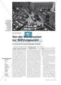Von der Montanunion zur Währungsunion - Stufen der ökonomischen Integration Europas Preview 1