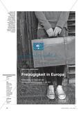 Freizügigkeit in Europa - Potenziale und Grenzen der Arbeitnehmerfreizügigkeit in der EU Preview 1