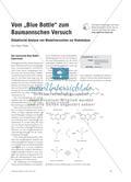 """Vom """"Blue Bottle"""" zum Baumannschen Versuch - Didaktische Analyse von Modellversuchen zur Biokatalyse Preview 1"""