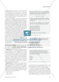 """""""Chemische Mathematik"""" - Mathematisierungen im Chemieunterricht verstehen lernen Preview 2"""
