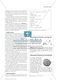 """""""Chemische Mathematik"""" - Mathematisierungen im Chemieunterricht verstehen lernen Preview 6"""