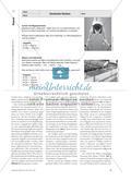 Magnesia – Kalkmörtel – Feuchte Luft: Kontexte nutzen zum chemischen Rechnen Preview 4