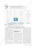 Stoffe erkunden - Materialien zum Umgang mit sprachlicher Heterogenität Preview 5