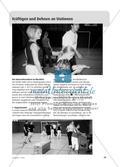 Turnhalle als Fitnesscenter - Gesundheitsbewusstsein durch Muskeltraining Preview 2