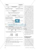 Bausteine und Stoffportionen - Erste quantitative Betrachtungen chemischer Reaktionen Preview 3