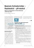 Neutrale Schiedsrichter – Hautneutral – pH-neutral Preview 1