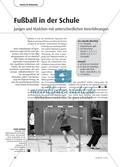 Fußball in der Schule - Jungen und Mädchen mit unterschiedlichen Vorerfahrungen Preview 1