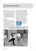 Siebensprung - Schülerinnen und Schüler entwickeln ihren eigenen Tanz Preview 2