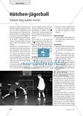Hütchen-Jägerball - Taktisch klug spielen lernen Preview 1