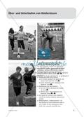 Drunter und drüber! - Leichtathletische Grundlagenbildung an Hindernissen Preview 2