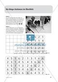 Gruppen-Mehrkampf-Bingo - Schulung elementarer leichtathletischer Bewegungen Preview 2