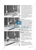 Durch die Sporthalle fliegen - Erste Kunststücke an Ringen und Trapezen lernen Preview 7