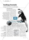 Footbag Freestyle - Von den Basic Kicks zum Circle Kicken Preview 1