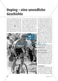 Doping – eine unendliche Geschichte Preview 1