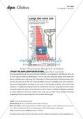 Infografik: Lange Zeit ohne Job Preview 1