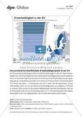 Infografik: Erwerbstätigkeit in der EU Preview 1