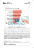 Infografik: Job-Chancen der Lehrlinge Preview 1