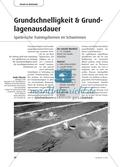 Grundschnelligkeit & Grundlagenausdauer - Spielerische Trainingsformen im Schwimmen Preview 1