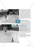 Dribbeln, Passen und Tore schießen im Spiel Unihockey Preview 3