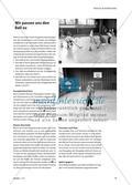 Dribbeln, Passen und Tore schießen im Spiel Unihockey Preview 4