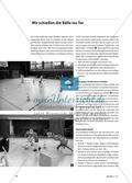 Dribbeln, Passen und Tore schießen im Spiel Unihockey Preview 5