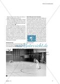 Dribbeln, Passen und Tore schießen im Spiel Unihockey Preview 6
