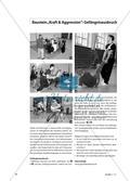 Gewaltprävention im Schulsport: Bausteine, Beispielübungen und Querschnittsempfehlungen Preview 7