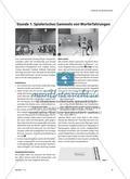 Schlagballweitwurf in der Halle - Spielerisch die richtige Technik erlernen Preview 2