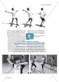 Schlagballweitwurf in der Halle - Spielerisch die richtige Technik erlernen Preview 4