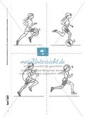 Hürdenlauf in der Halle - Vom rhythmischen Sprinten zum Hürdenlauf Preview 11