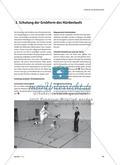 Hürdenlauf in der Halle - Vom rhythmischen Sprinten zum Hürdenlauf Preview 6