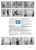 Kreativer Tanz mit Objekt - Choerographie im Tandem mit Handgerät Preview 3