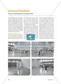 American Gladiator - Ein Lauf- und Wurfspiel für alle Klassenstufen Preview 1