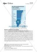 Infografik: Das Wirtschaftswachstum in den Ländern Preview 1