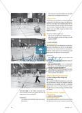 Mädchen spielen Fußball - Kraftvoll und entschlossen Tore schießen Preview 3
