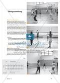 Mehr Bewegung im Volleyball - Übungssammlung für viele erfolgreiche Ballberührungen Preview 2