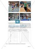 Miteinander wettkämpfen - Klassen wetteifern gemeinsam auf einem Jahrgangssportfest Preview 3