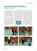 BURNER AGENTEN-VÖLKERBALL - Eine fetzige Völkerball-Variante Preview 1