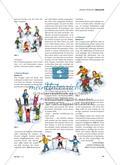 Warm-up im Schnee - Erwärmungsspiele in Skikleidung Preview 2