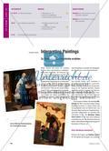 Interpreting Paintings - Zu Gemälden eine Geschichte erzählen Preview 1
